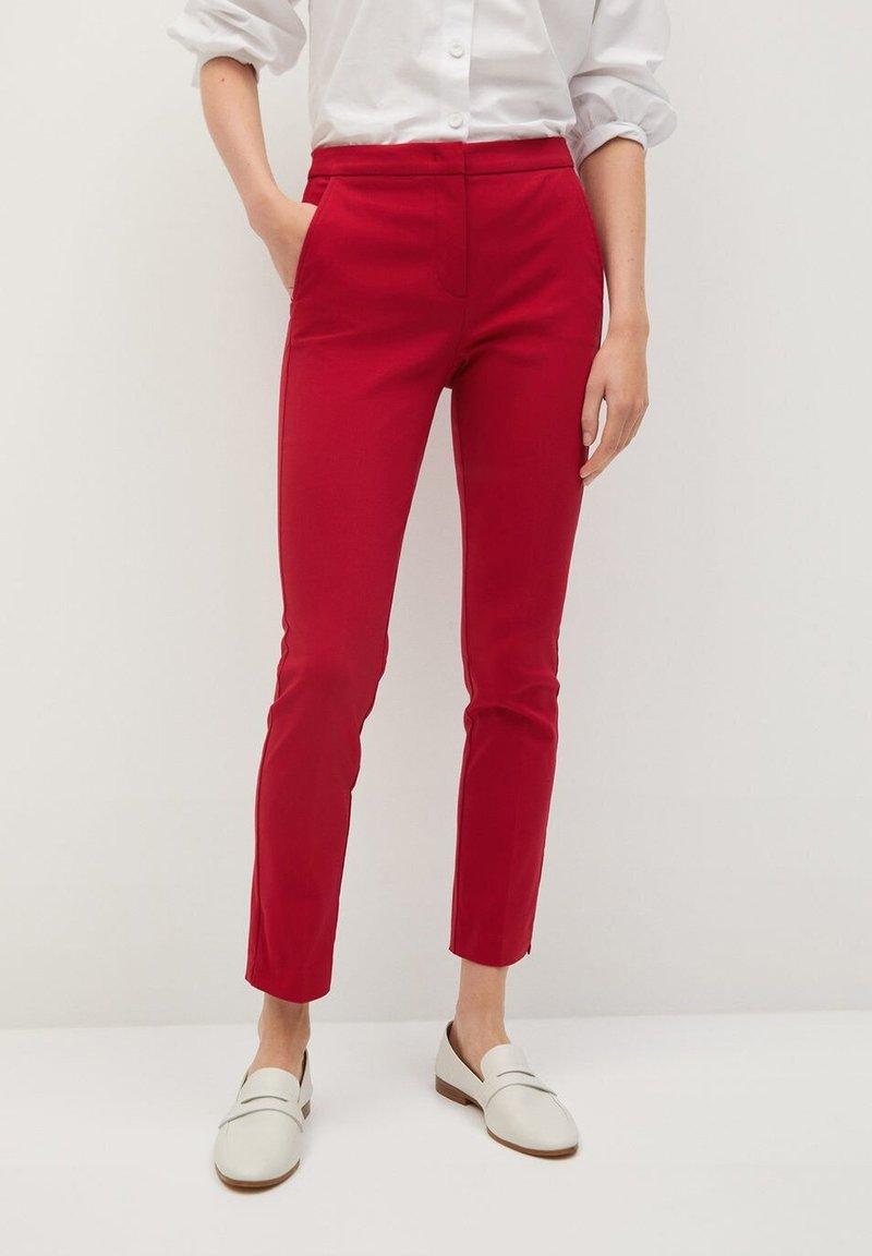 Mango - COLA - Bukser - rood