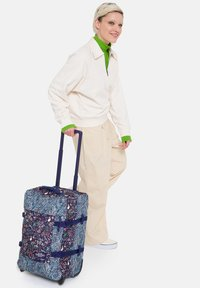 Eastpak - TRANVERZ S - Wheeled suitcase - liberty dark - 0