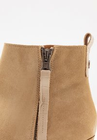 Sixtyseven - NALE - Boots à talons - milda sand/rabat sand - 2