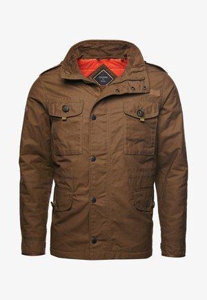 WAXED - Outdoor jacket - bark
