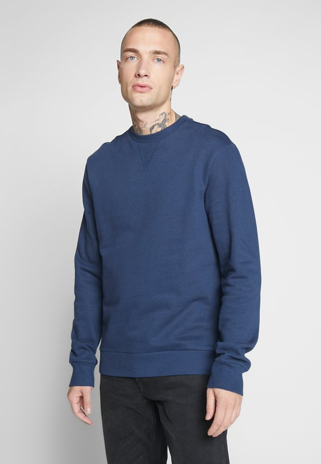 ONSORGANIC CREW NECK - Collegepaita - dress blues