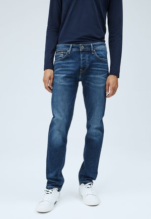 CHEPSTOW - Straight leg jeans - blue denim