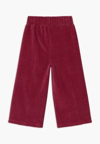 Lemon Beret - SMALL GIRLS PANTS - Trousers - rio red - 1