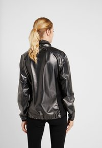 Diadora - X-RUN JACKET - Chaqueta de deporte - black - 3