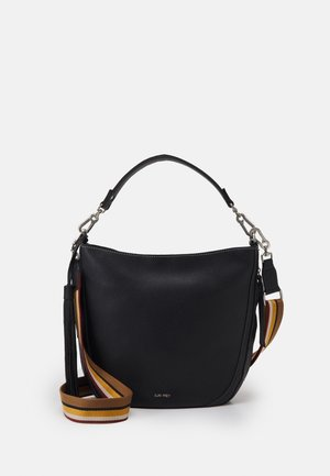 LORY - Handbag - black