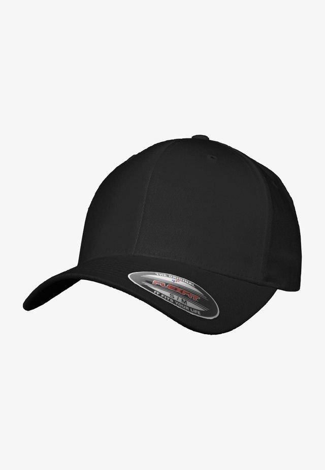 MAGNETIC BUTTON - Caps - black