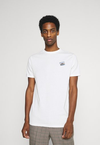 EMBRODERY - Print T-shirt - tape