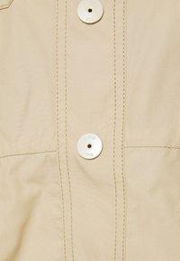 G-Star - FIT AND FLARE DRESS - Day dress - westpoint khaki - 6