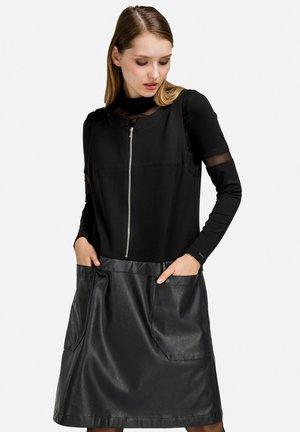 TRÄGER SUN - Day dress - schwarz