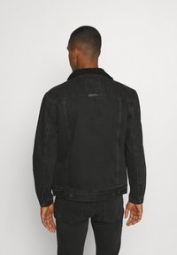 Blend - OUTERWEAR - Džínová bunda - denim black - 2