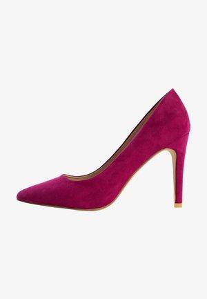 CARLA - Escarpins à talons hauts - purple