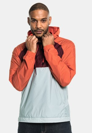 Jacket Portland - Windbreaker -  orange