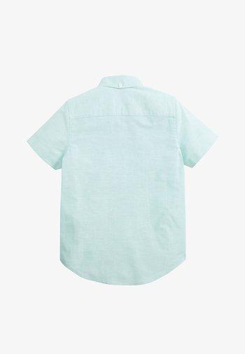MINT SHORT SLEEVE OXFORD SHIRT (3-16YRS) - Shirt - green