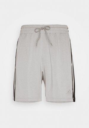 SHORT - Sportovní kraťasy - grey
