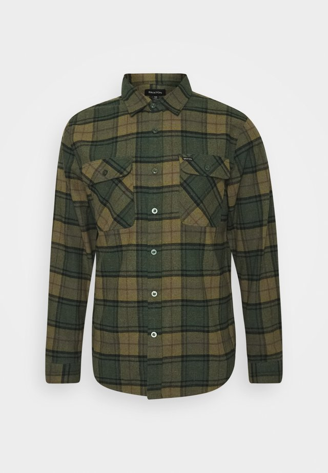 BOWERY  - Shirt - evergreen
