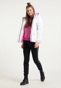 myMo - Winter jacket - weiss - 1