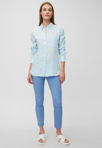 Marc O'Polo - Button-down blouse - light blue - 1