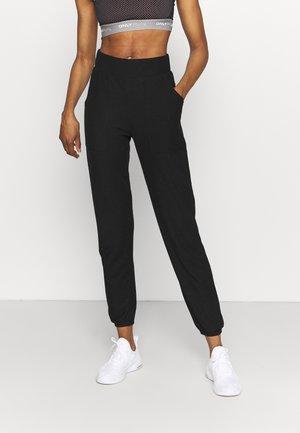 ONPJENDA  - Pantalones deportivos - black