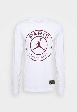 PARIS ST GERMAIN TEE - Club wear - white