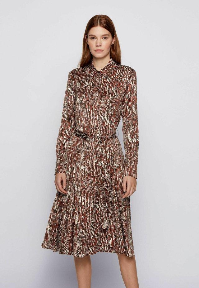 DESRA - Shirt dress - patterned