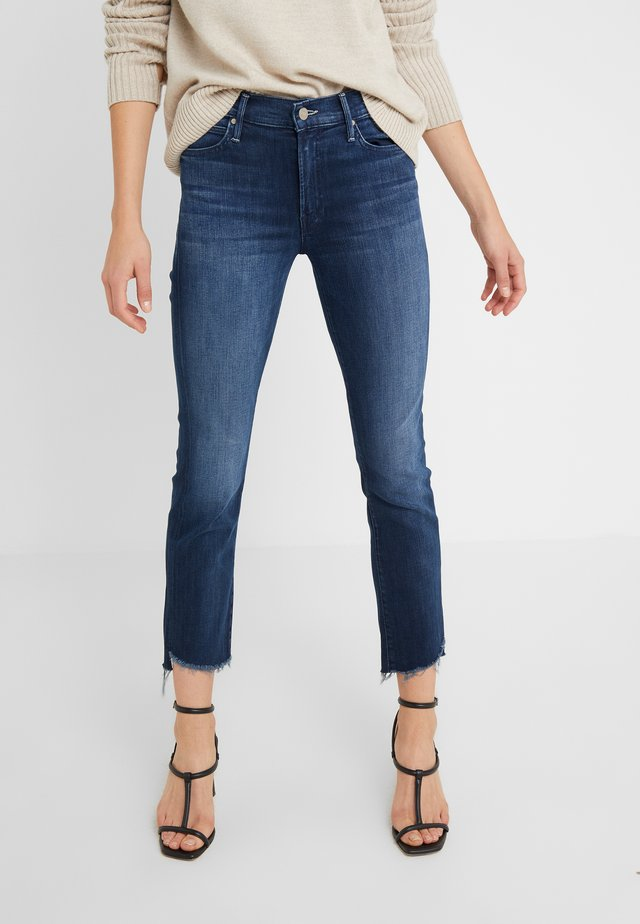 THE RASCAL STEP FRAY  - Jeans Skinny Fit - two strangers ride