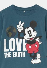 Name it - DISNEY MICKEY MOUSE REYNOLD  - Langærmede T-shirts - real teal - 2