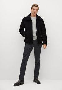 Mango - ORSON - Light jacket - schwarz - 1