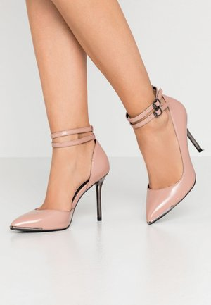 ONLCHARLIE  - Zapatos altos - rose