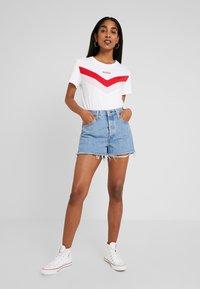 Levi's® - 501® HIGH RISE SHORT - Denim shorts - flat broke - 1