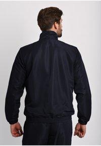 Sergio Tacchini - CARSON TRACKTOP - Training jacket - blue depths / blanc de blanc - 2