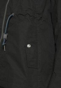 Ragwear Plus - MONADIS - Parka - black - 6