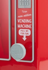 TYPO - MINI VENDING MACHINE - Other - red - 4