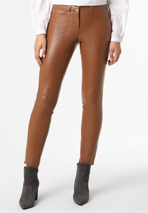 HOSE RAY - Trousers - camel