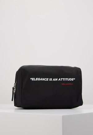LEGEND WASHBAG - Kosmetiktasche - black