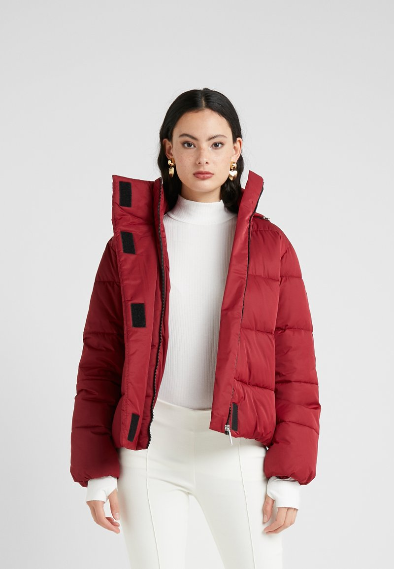 HUGO - FENJAS - Winter jacket - open red
