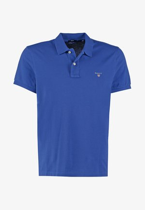 THE ORIGINAL RUGGER - Poloshirt - yale blue