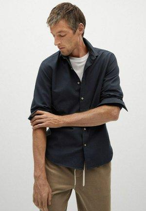 CALTA - Shirt - dunkles marineblau