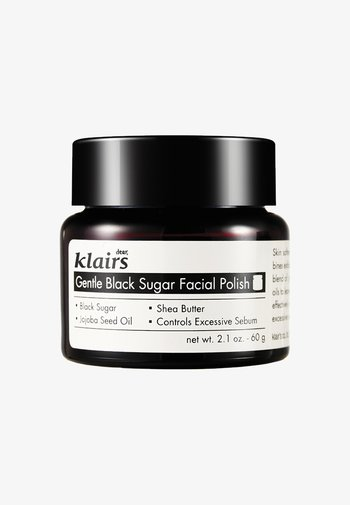 GENTLE BLACK SUGAR FACIAL POLISH 60G