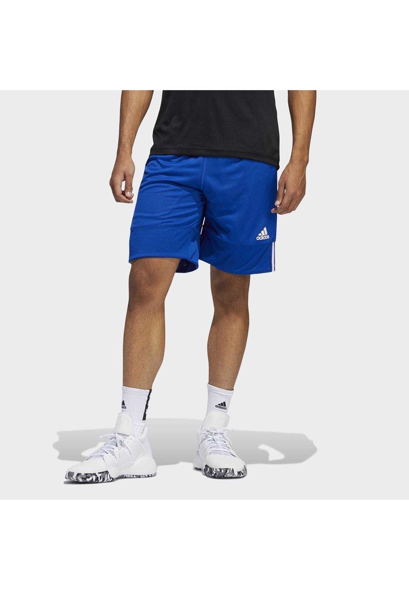 adidas Performance - SPEED REVERSIBLE SHORTS - Sports shorts - blue