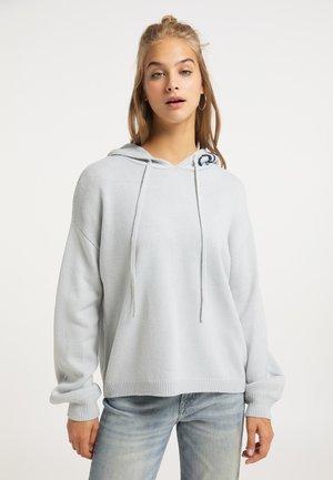 Sweatshirt - eisblau