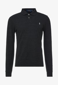 Polo Ralph Lauren - BASIC  - Piké - black marle heather - 3
