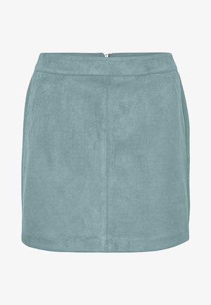 A-line skirt - slate