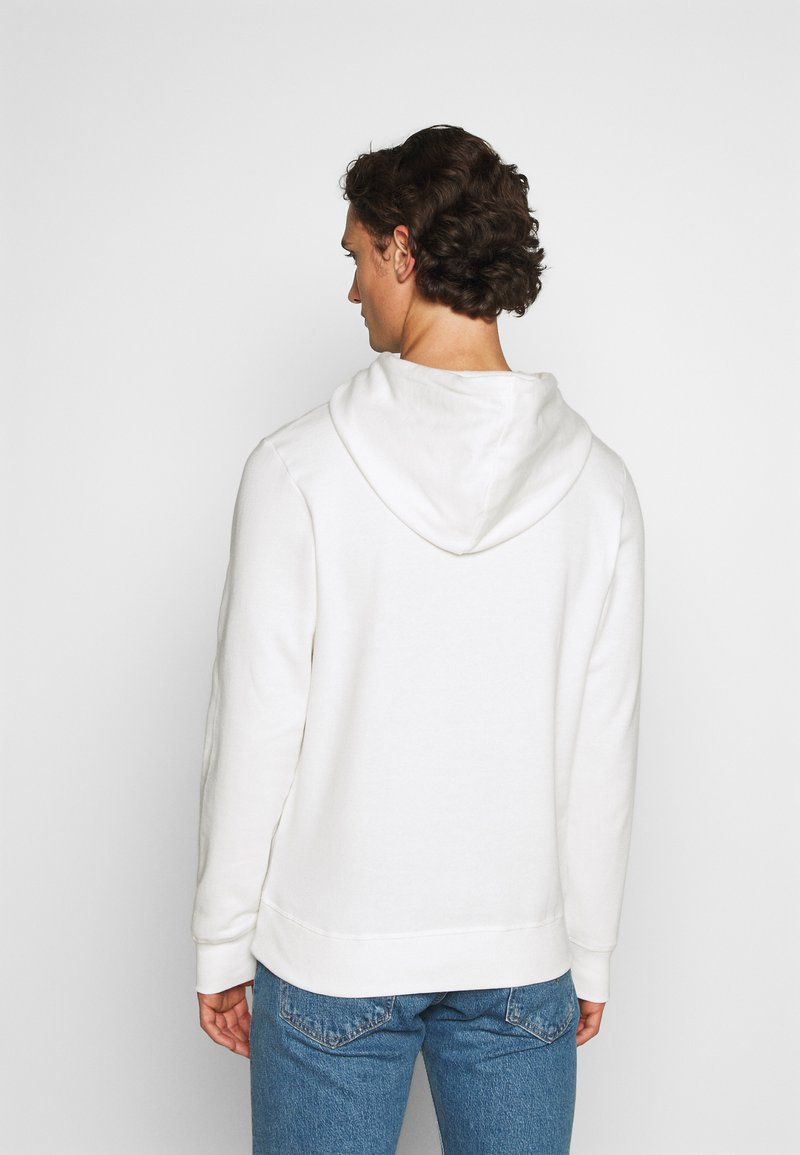 Jack & Jones JORSCALING HOOD - Kapuzenpullover - cloud dancer/weiß TqHZlZ