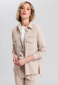 Marc Aurel - Summer jacket - light sand - 0