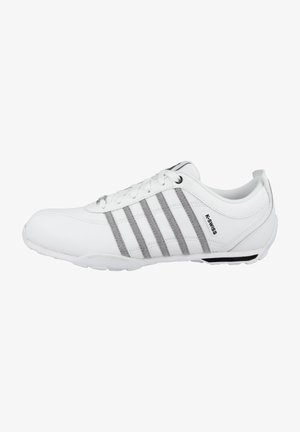 ARVEE - Trainers - white-gray chambray