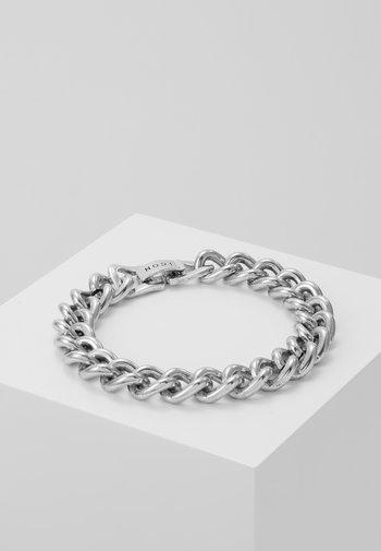 FOUNDATION BRACELET - Bracelet - silver-coloured