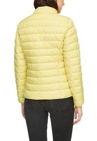 s.Oliver - Down jacket - gelb - 2