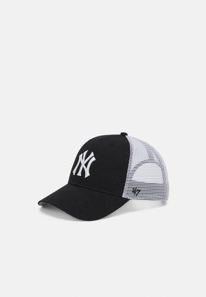 NEW YORK YANKEES BRANSON UNISEX - Cap - black
