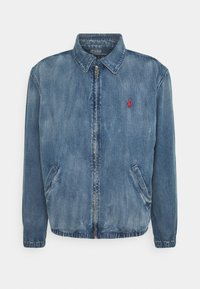 BAYPORT WINDBREAKER - Denim jacket - kramer