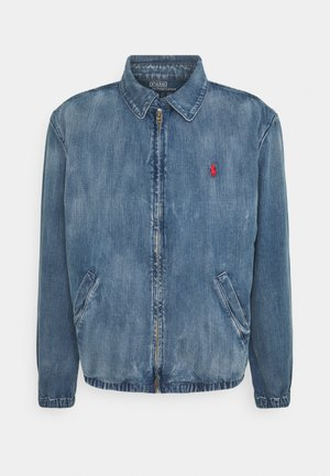 BAYPORT WINDBREAKER - Denim jacket - kramer